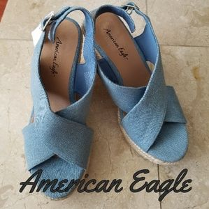 American Eagle Wedge